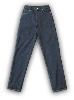 (JFR1210) Blue Denim Fire Retardant Jeans