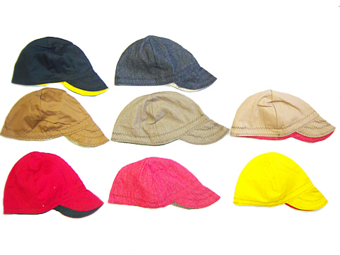 (WEL1005S) Short Crown - Assorted Solid Colors